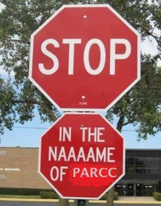 iN THE NAME OF PARCC